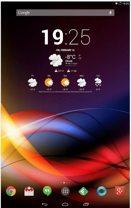 Migliori Icon Set per personalizzare il widget Chronus su Android