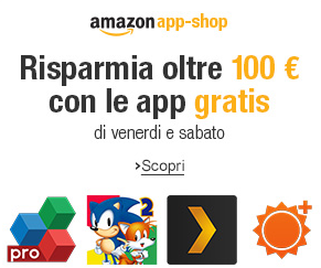 Amazon App-Shop 100 euro