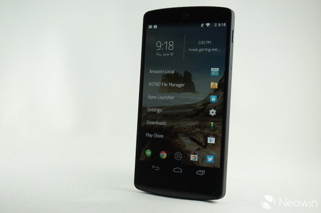 Nokia Android Z Launcher 2