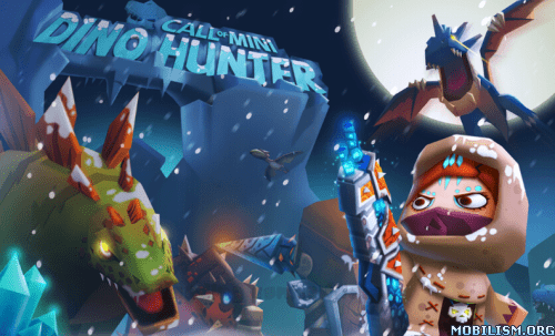 Trucchi, cheat, hack Call of Mini Dino Hunter MOD [Gold/Gems] per smartphone e tablet Android