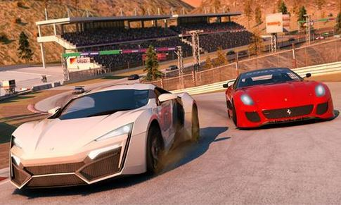 Download gratis GT Racing 2 di Gameloft per Windows 8