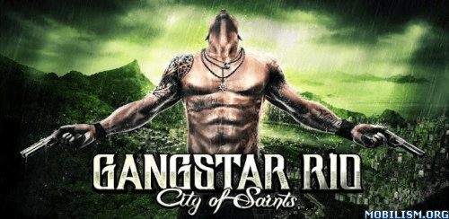 Trucchi, cheat, hack Gangstar Rio: City of Saints per Android: soldi infiniti e soldi illimitati