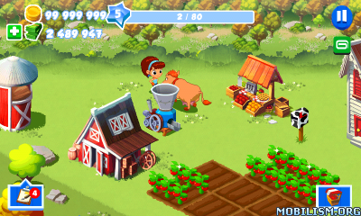 Trucchi Green Farm 3 APK Android