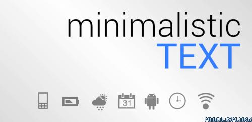 Minimalistic Text PRO