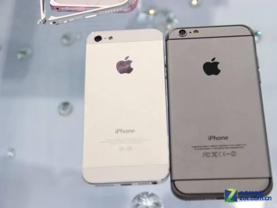 Confronto iPhone 5S vs iPhone 6