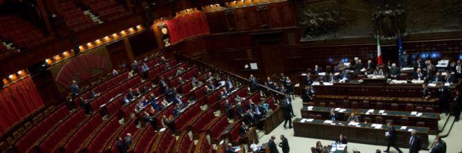 camera dei deputati via libera al taglio degli stipendi