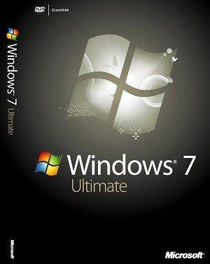 Microsoft Windows 7 Ultimate Sp1 - Settembre 2014 - Ita