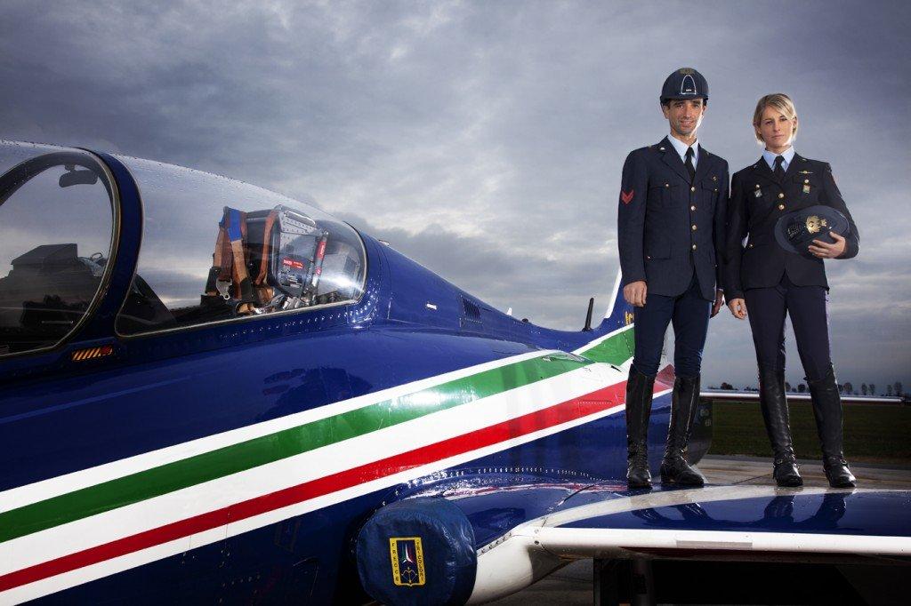 Concorso per 600 volontari dell'Aeronautica
