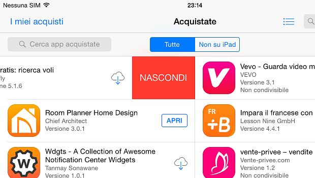 Nasconti App