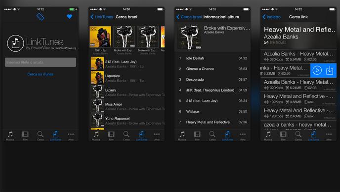 canzoni gratis da itunes con cydia