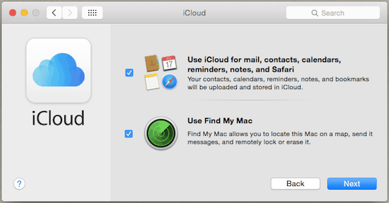 iCloud-Mac-Sign-in