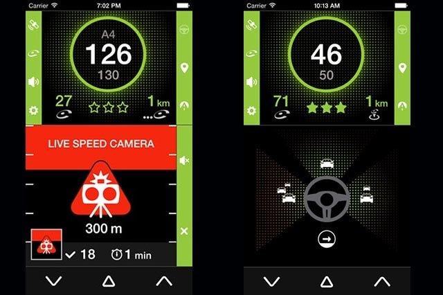 icoyote 8 autovelox realt aumentata e mirrorlink su ios ed android. Black Bedroom Furniture Sets. Home Design Ideas