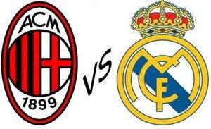 Milan - Real Madrid