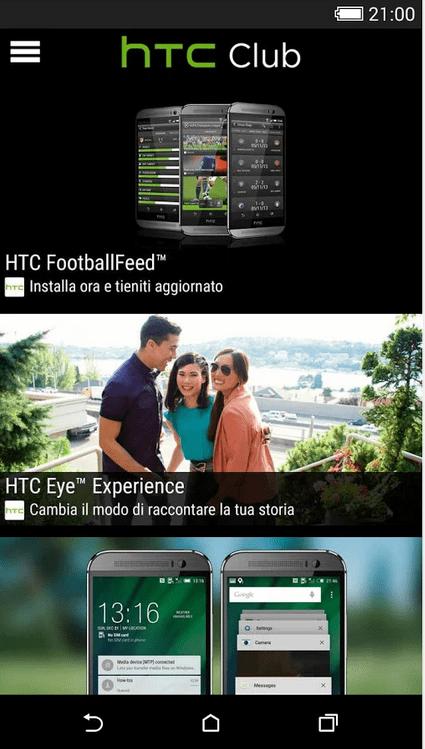 HTC CLUB3