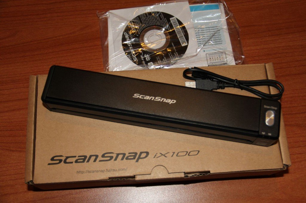 Recensione ScanSnap iX100 byCashDroid (2)