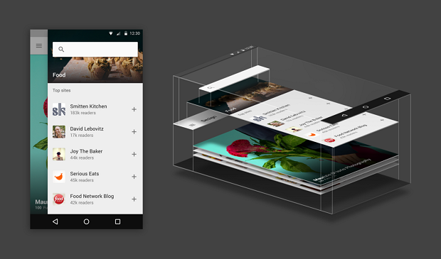 feedly-material-design