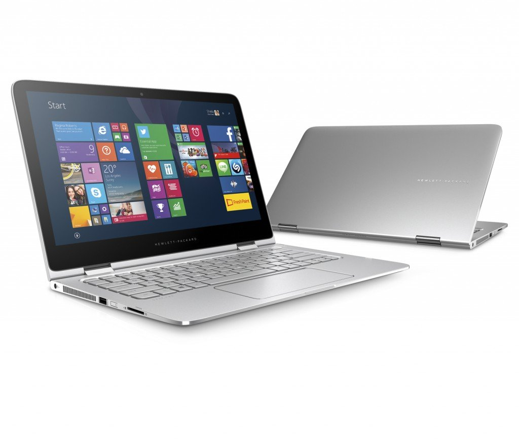 HP Spectre x360_Notebook Mode