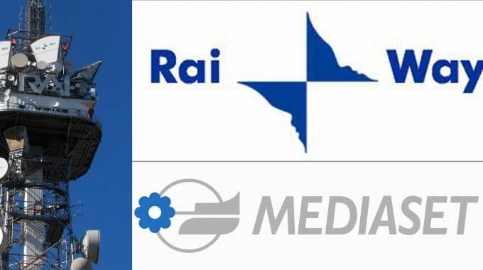 Mediaset - Rai Way