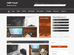 Migliori Temi WordPress Gratis - CWP-YouIT
