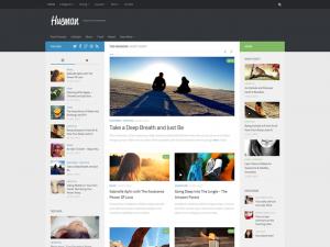 Migliori Temi WordPress Gratis - Hueman