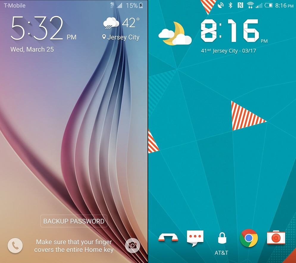 TouchWiz-UI-left-vs-HTC-Sense-7-UI-right