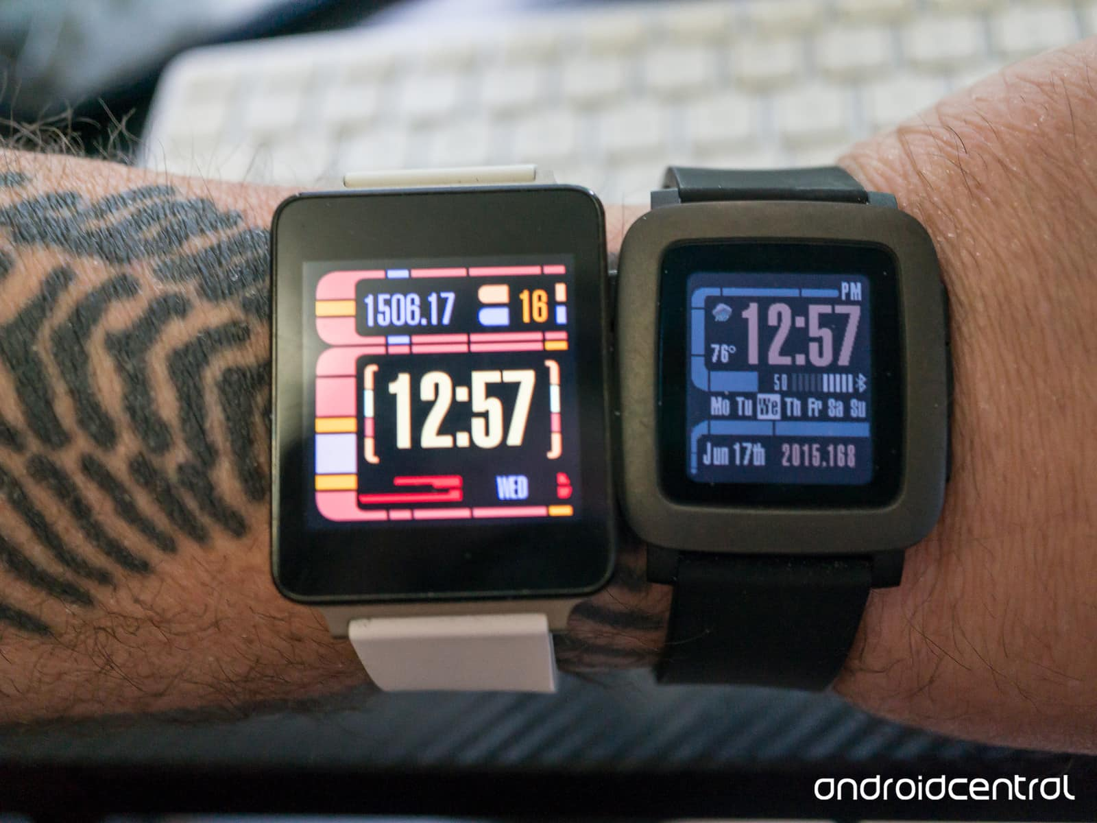 Pebble-Time-v-Android-Wear-2