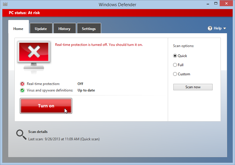fixedbyvonnie-windows-8-1-turn-on-off-windows-defender
