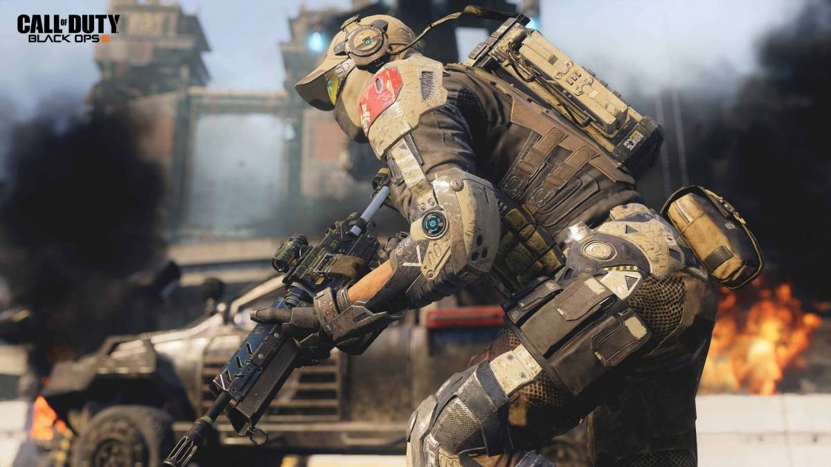 Call of Duty Black Ops III