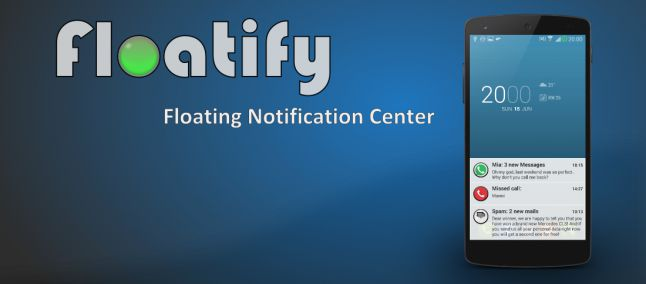Download Floatify Pro 8.00 APK Android