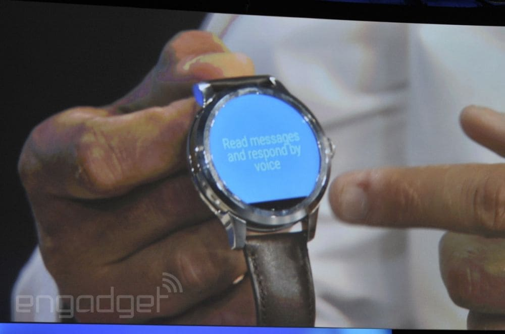 Fossil smartwatch Android Wear 1