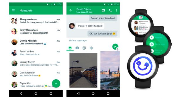 Google Hangouts 4.0 APK per Android