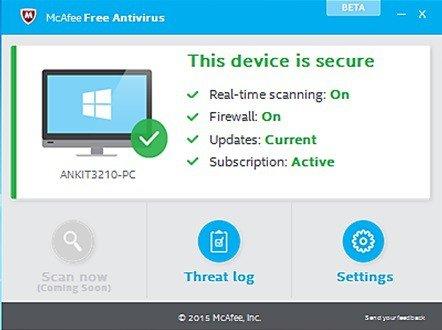 antivirus gratuit ios 7
