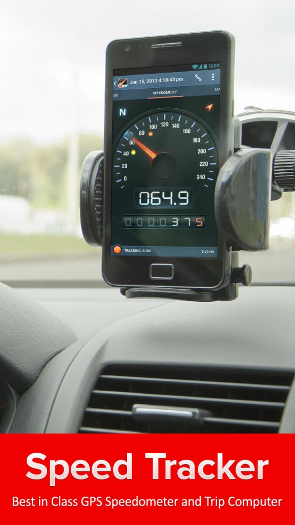 Speed Tracker Pro Altimetro app android apk