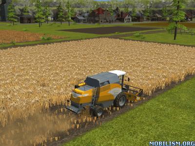 Farming Simulator 16 v1.0.0.0 + Mod