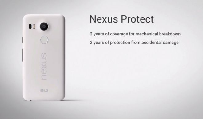 Google Nexus Protect