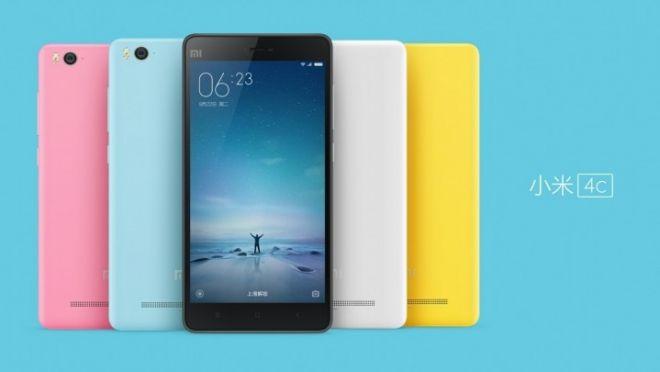 Xiaomi Mi 4c Scheda Tecnica e Caratteristiche Tecniche