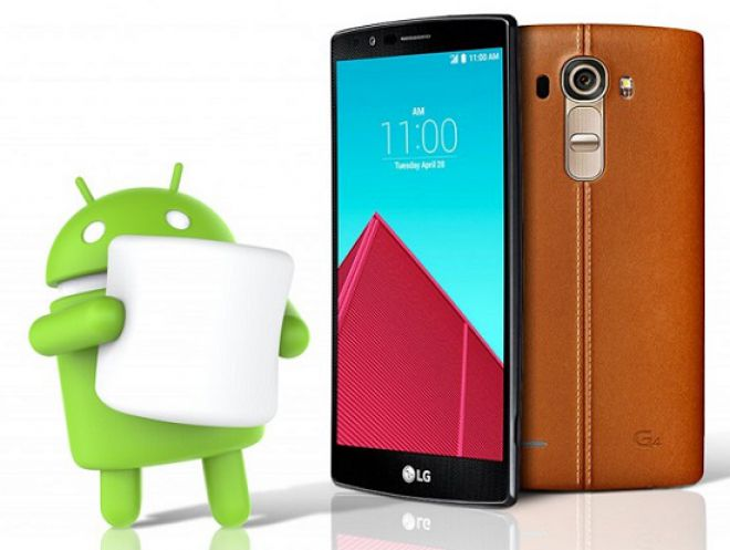 In arrivo Android 6.0 Marshmallow per LG G4
