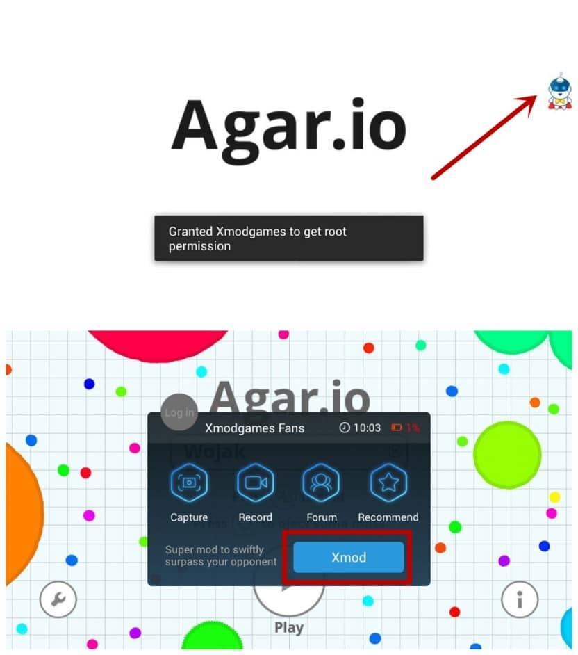 Trucchi Agar.io APK Android