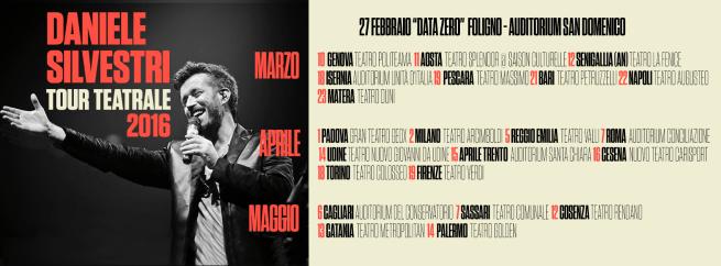 Daniele Silvestri Tour 2016