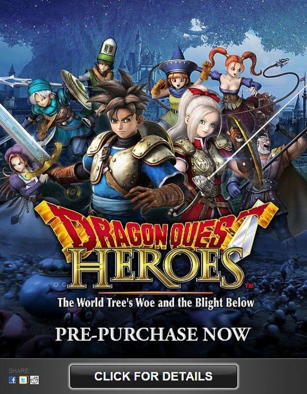 Dragon Quest Heroes requisiti di sistema per PC minimi e consigliati