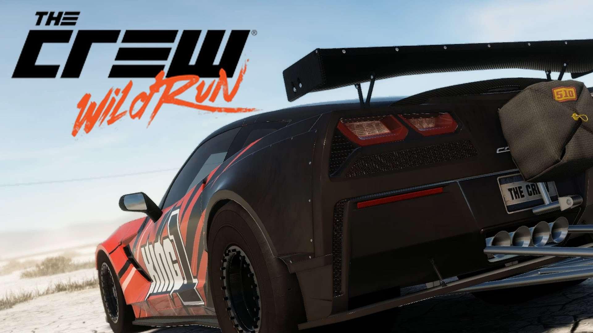 Ecco il trailer di lancio di The Crew Wild Run