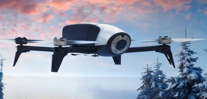 Parrot presenta il drone Bebop 2