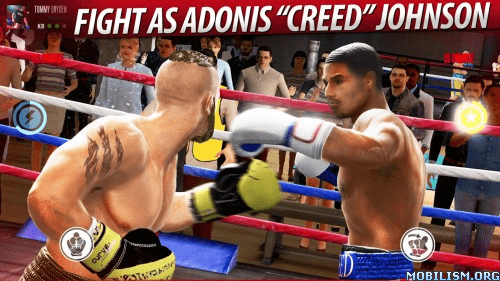 Trucchi Real Boxing 2 CREED APK Android