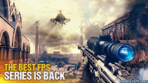 Trucchi Modern Combat 5 Blackout APK Android