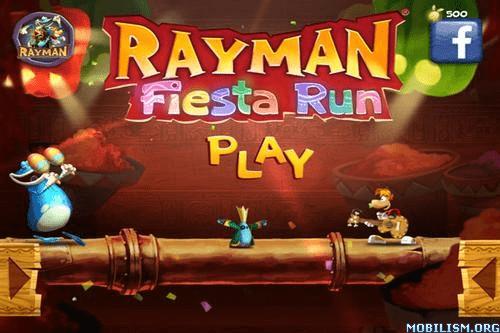 Trucchi Rayman Fiesta Run APK Android