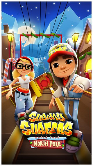 Trucchi Subway Surfers iOS, iPhone, iPad