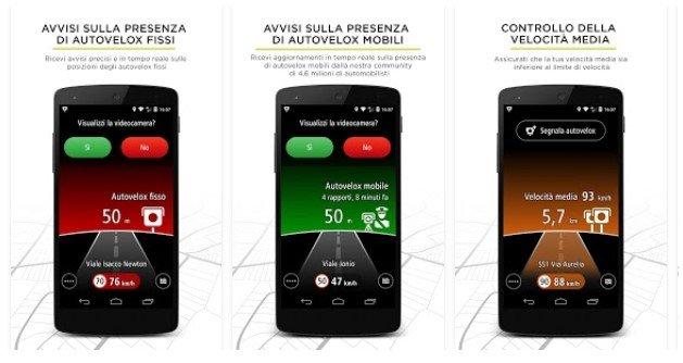 Tomtom autovelox app android che segnali gli autovelox su for App per vedere telecamere su android