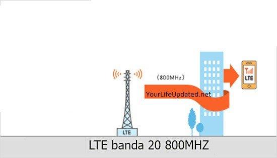 Banda 800 MHz