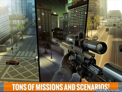 Trucchi, cheat, hack Sniper 3D Assassin APK Android