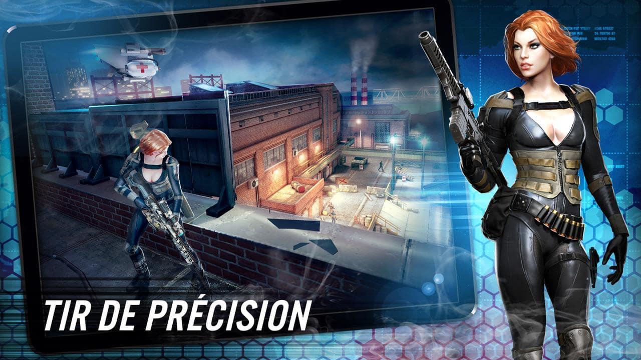 Trucchi Contract Killer Sniper Android   Munizioni infinite illimitate